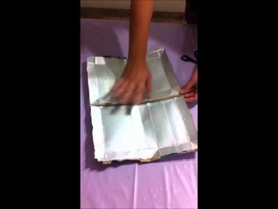 Reutilização caixas Tetra Pak