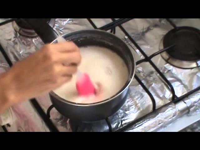 Como fazer cola em casa