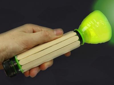 Como Fazer uma Lanterna usando Garrafas PET