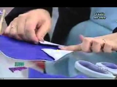 Kyria Moura na Rit TV - 09.03.2011 (Orinuno)