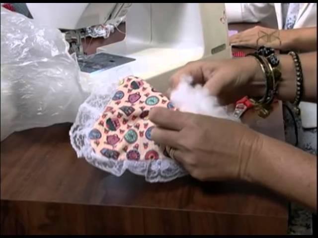 Mulher.com 14.01.2013 Maura Castro - Máquina de costura em tecido 2.2