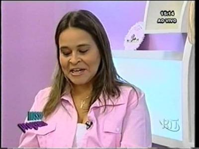 Renata Herculano - Cobre Bolo de Joaninha - Nosso Programa