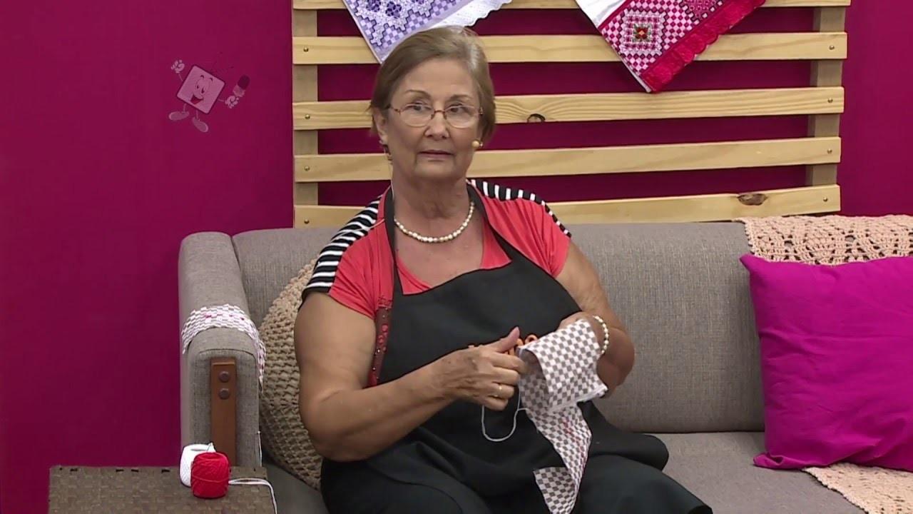 Ateliê na TV - Rede Brasil - 07.03.16 - Ana Maria Ronchel e Lia Pavan