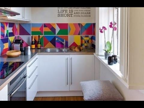 Como decorar uma cozinha pequena gastando pouco