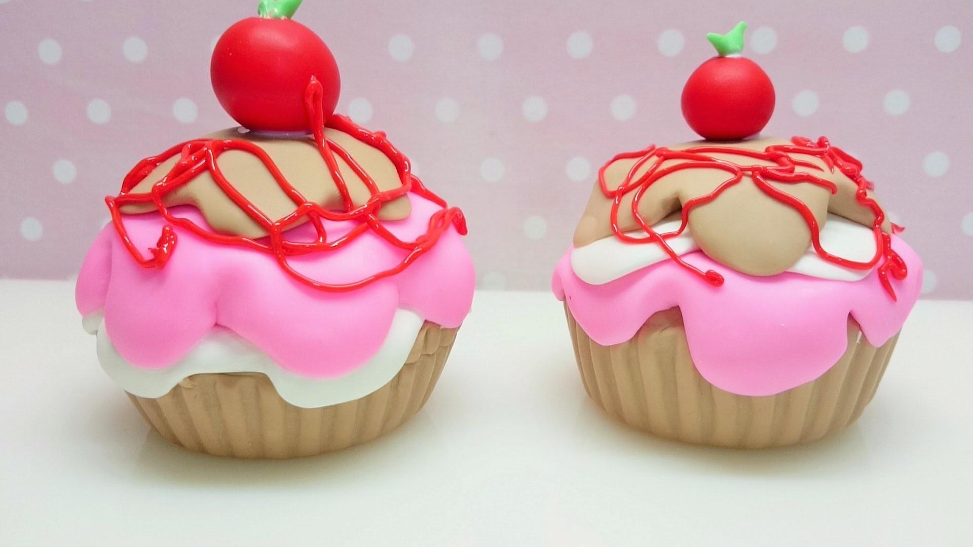Adesivo De Parede Para Sala ~ Cupcake fácil e rápido com Viviane Magalh u00e3es