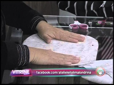 Leila Lima ensina a fazer suporte para travessas (24.07)