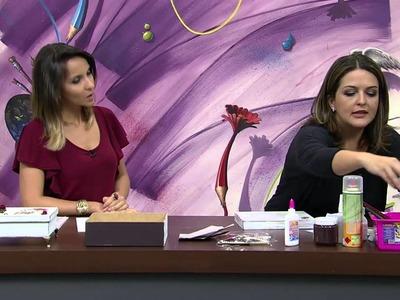 Mulher.com 04.04.2014 Marisa Magalhães - Caixa técnica transparência Parte 2.2