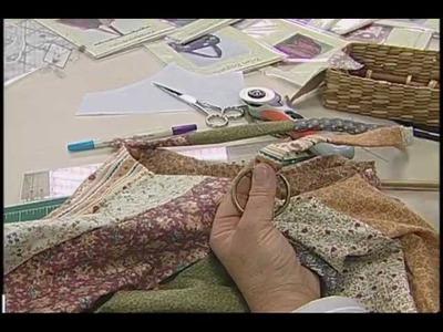 """Tia Lili na TV (04.05.12): """"Bolsa Minuto"""" com molde! Na descrição do vídeo"""