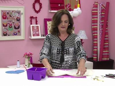 Ateliê na TV - Rede Brasil - 10.03.16 - Vera Brugin e Maria Aparecida
