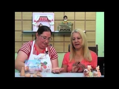 Passo a Passo: Boneca de Biscuit - Mansão das Artes