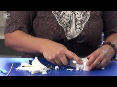 Passo a passo: como fazer esculturas em sabão de coco