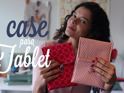 Patricia Cardoso: Aprenda a fazer um case para Tablet