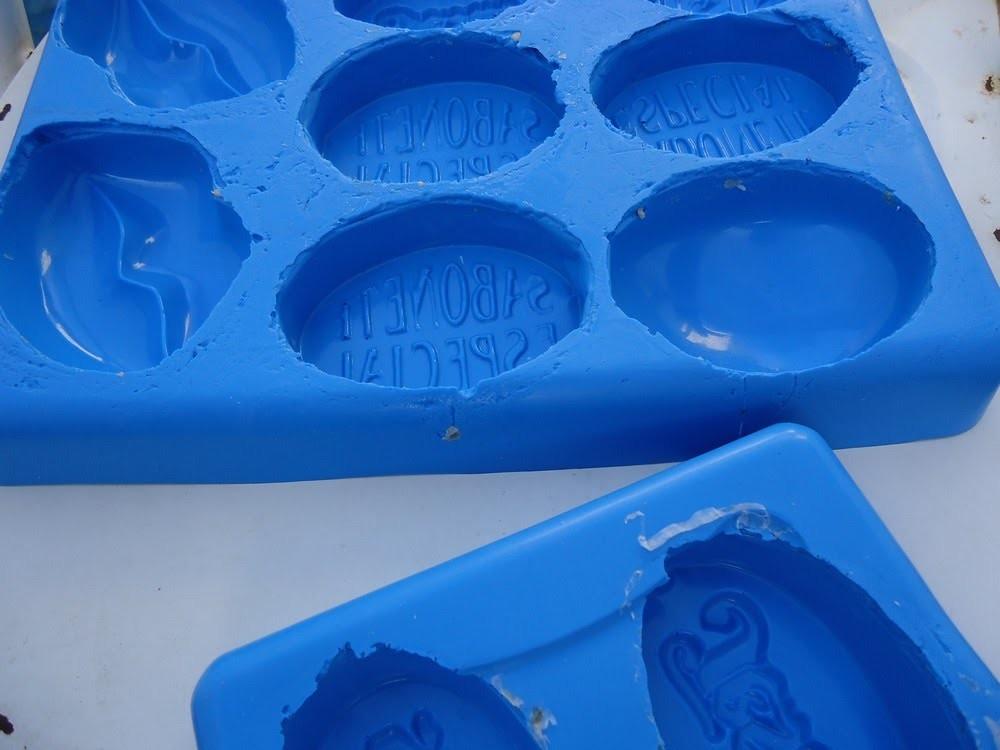 Como fazer forma de silicone
