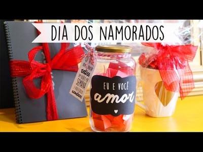 DIY: Dia dos Namorados - 4 sugestões de presente