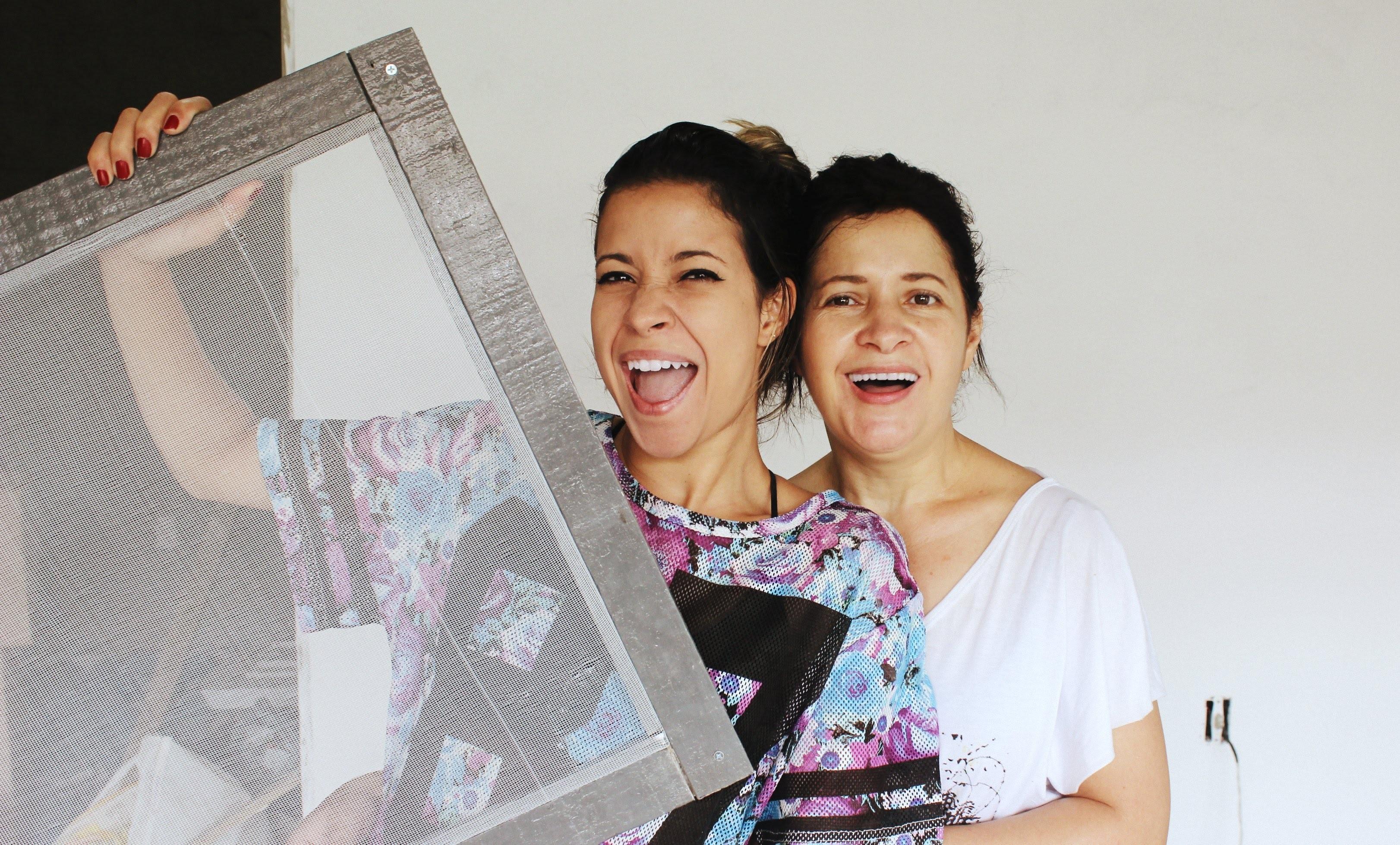 #456D86 DIY: TELA DE PROTEÇÃO P. JANELA CONTRA MOSQUITOS.INSETOS My Crafts  1480 Telas De Proteção Contra Insetos Para Janelas