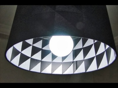 Luminária DIY