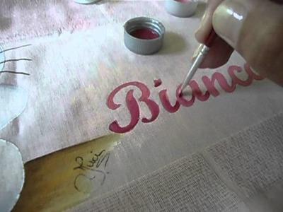 Dicas, grátis, pintando nome em fraldas, com Artes da Ju Baby