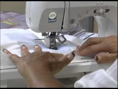 Mulher.com 10.07.2012 - Trocador de Bebê em patchwork