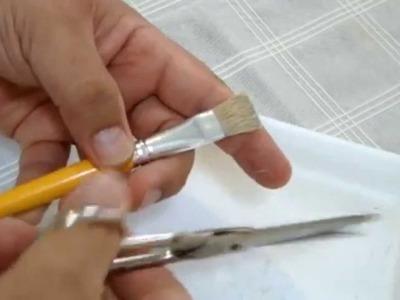 PT01 - Materiais Para Pintura em Tecido
