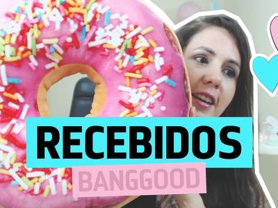 Recebidos do Mês - Banggood ♥