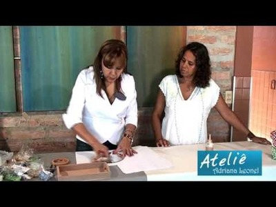 ADRIANA LEONEL - MOSAICO   PARTE 1 de 3