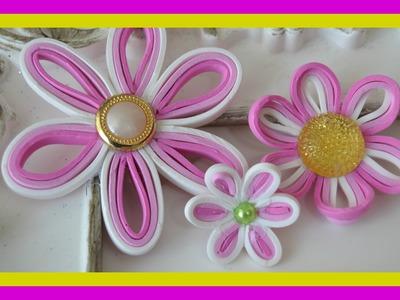 Como fazer flores em EVA e mimos enviados