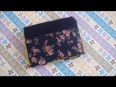 DIY - Como fazer uma carteira mágica