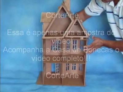 Manual Casa de Bonecas - Amostra
