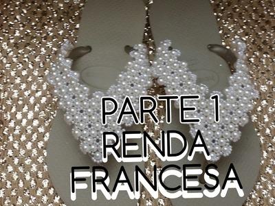 PARTE 1: MANTA RENDA DE PEROLAS