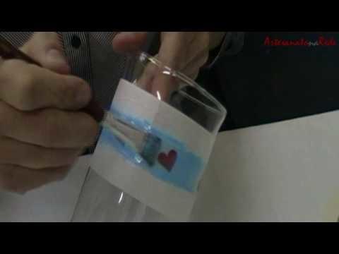 Vídeo Aula - Fosqueamento em Vidro Parte 1