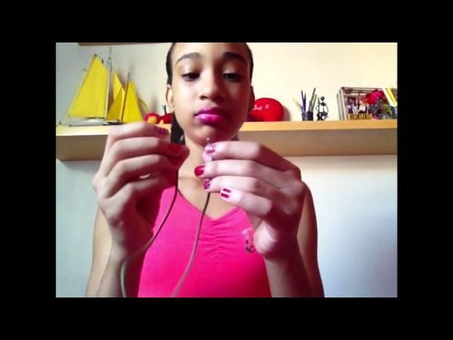 DIY : Gargantilha ❤️ Giuliana Ferreira