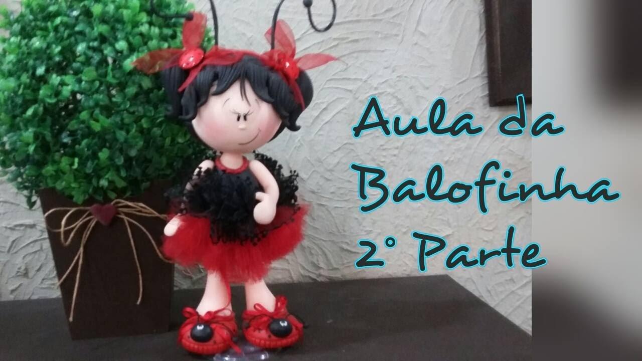 2°Parte Balofinha Joaninha. Elisangela Motta