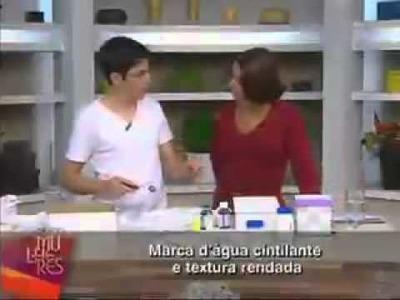 ARTE DECORATIVA COM MAURO TAVARES