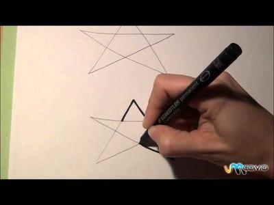Como desenhar uma estrela
