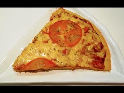 Cozinha Rápida - Pizza de Liquidificador