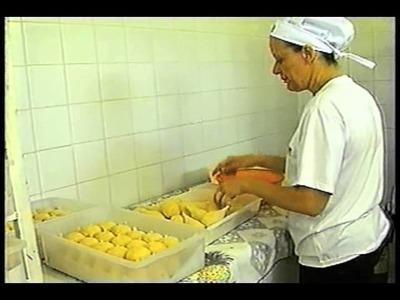 Mais Você - Coxinhas Douradas de Bueno de Andrada - Ana Maria Braga - 13.02.07