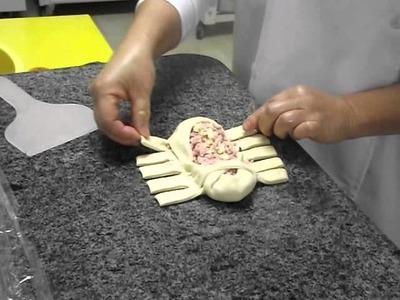 Modelagem de pães e salgados
