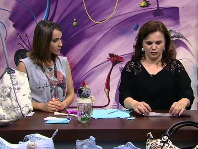 Mulher.com - 07.01.2016 - Bolsa Carla - Mara Dias Uroz PT1