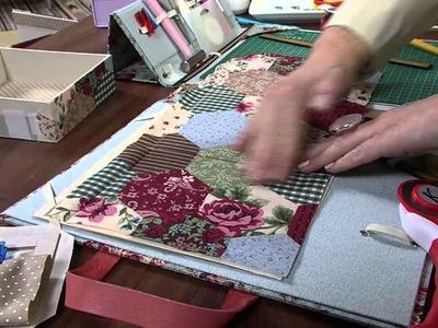 Mulher.com 09.05.2013 Heloisa Gimenes - Caixa com fivela Parte 1.2
