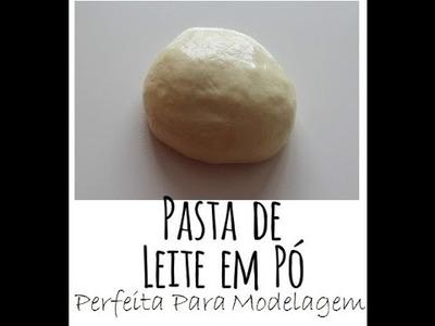 Pasta de Leite em Pó - PERFEITA P. MODELAGENS