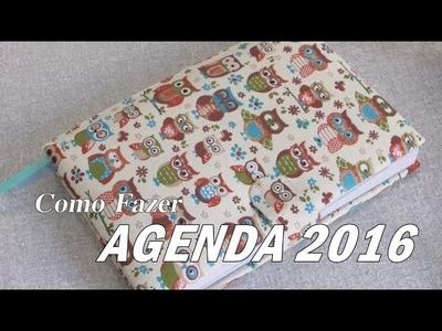 Agenda 2016 - Como personalizar (FÁCIL!!!)