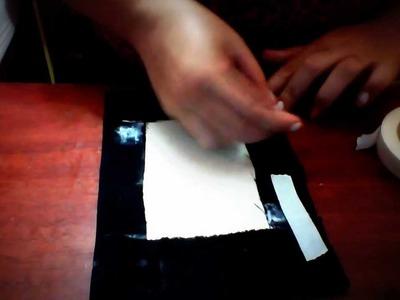 Como fazer um livro das sombras - Parte 4