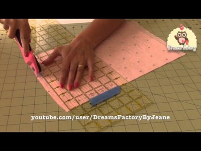 Cortando Tecidos - Parte 1 -