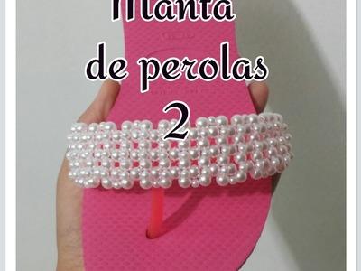 MANTA DE PÉROLAS 2