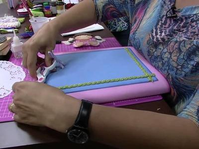 Mulher.com 01.09.2014 Alessandra Moura - Capa caderno EVA anjinha Parte 2.2