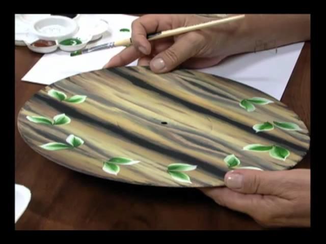 Mulher.com 08.08.2012 Ane Maria Guimarães - Pintura Reciclagem em Vinil 02