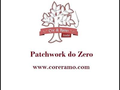 Patchwork do Zero - Porque lavar os Tecidos - Aula 01