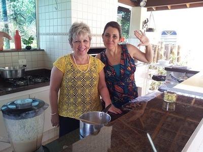 Programa Arte Brasil - 02.01.2016 - Especial Culinária com Vitória Quintal - Parte 2