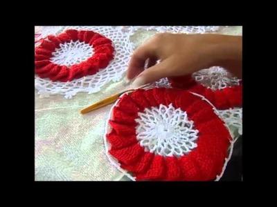 Angel Artes - Decoração Peças em Crochê