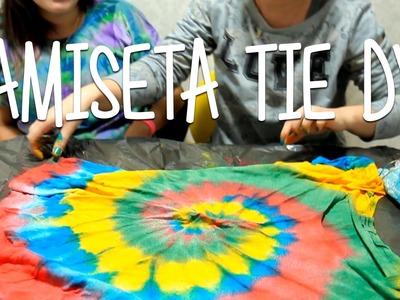 Como fazer Tie Dye